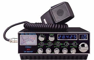 NEW! Galaxy DX98VHP 200 Watt 10 Meter Radio /AM,.SSB