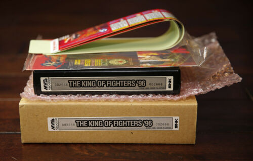 King of Fighters 96 MVS Kit •Neo Geo JAMMA Arcade System • SNK KOF Boss Team