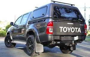2013 Toyota Hilux Ute TURBO DIESEL 4X4  DUAL CAB Southport Gold Coast City Preview