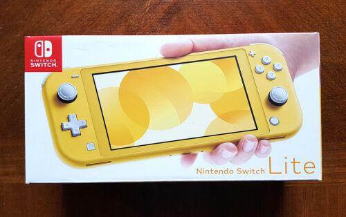 Nintendo+Switch+Lite+NTSC+%2B+UK+Adapter+%2B+128GB+Micro+SD+-+brand+new%2C+untouched