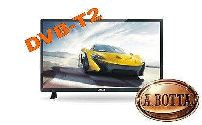 Televisore TV LED LCD Full HD 22