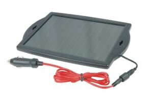1.8 Watt 12 Volt Solar Panel Trickle Car Battery Charger FREE DELIVERY
