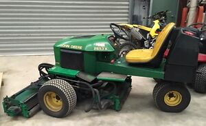 JOHN DEERE 2653A - Reel mower -Ride on mower - Turf mower Beveridge Mitchell Area Preview