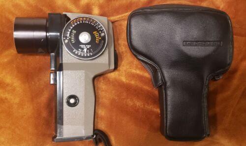 Asahi Pentax Spotmeter V light meter with strap and case