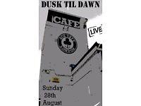 dusk til dawn - live