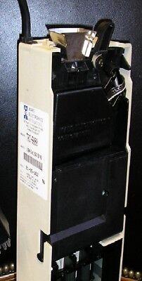 Mars Trc 6000 Trc6000 110v 3 Tube Coin Mech Changer Acceptor Mechanism.
