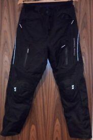 "Frank Thomas Men's Textile Trousers 34-36"" £30"