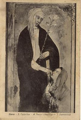 SIENA S. CATERINA A. VANNI BASILICA DI S. DOMENICO 1947