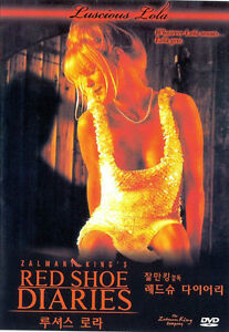 Zalman King's Red Shoe Diaries - Lucious Lola - DVD, Brand NEW