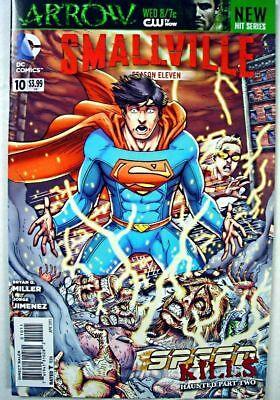 WB SMALLVILLE * SEASON 11 * Comic Book # 10 ~ 1ST PRINT ~ NM UNREAD