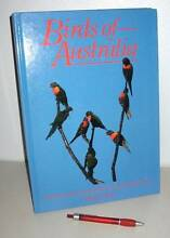 Birds of Australia (hard cover, large format) by Philip Perry Westmead Parramatta Area Preview