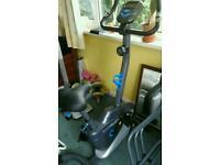 Roger black exercise bike , magnetic . Brand new .