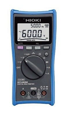 Hioki Digital Multi Meter Dt4252 Made In Japan