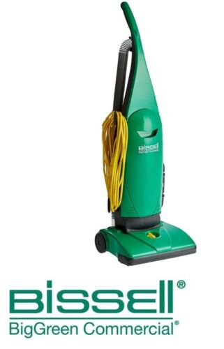 """Bissell Commercial ProBag 13"""" Bagged Upright Vacuum Cleaner with on Board Tools"""