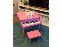Pink Children's Piano (kid's harmony)