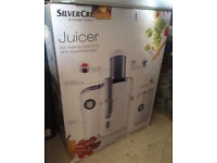 Silver Crest Juicer Boxed