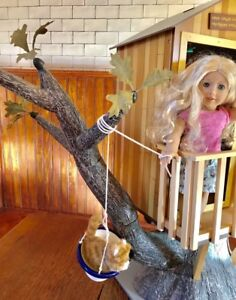 AMERICAN GIRL TREE HOUSE