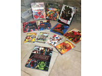 Loads of animated books and comics very good condition