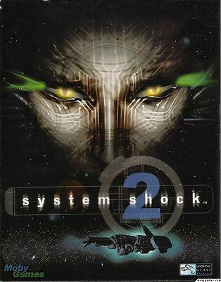 System Shock 2 II Systemshock von Looking Glass Deutsch PC  online kaufen