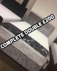 YES !!! 🌹double bed SET !!! ONLY £200
