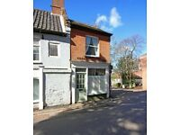 Charming grade 2 listed 1 bed cottage Norfolk village currently used as a holiday let