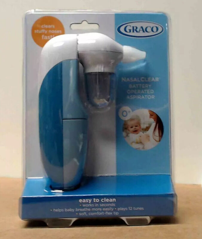 Baby Nasal Aspirator Children Nose Cleaner Child Health Mucus Sucker
