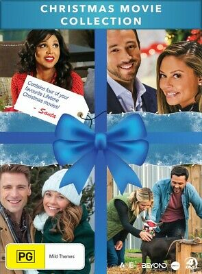 Christmas Movies : Collection 1 (DVD) (2019) (Region 4) New Release ()