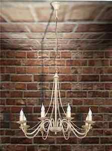 shabby antik klasische alt stil kronleuchter l ster decken lampe leuchte art948 ebay. Black Bedroom Furniture Sets. Home Design Ideas