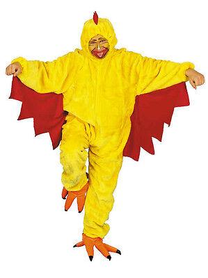Hahnkostüm zu Ostern Jungesellenabschied Tierkostüm Huhn Hahn Henne - Küken Kostüm
