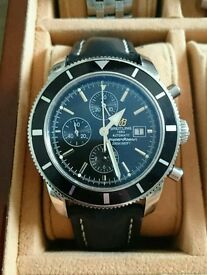 Breitling Superocean Chronograph Heritage 46mm automatic watch