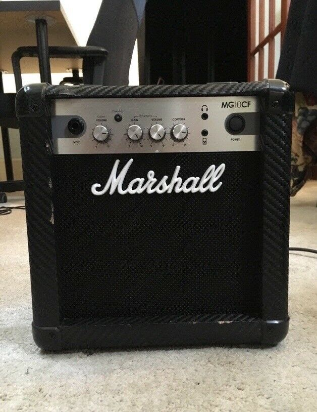 Marshall MG10CF Guitar Amp