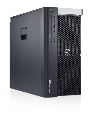 Dell Precision T5600 Workstation Intel Xeon E5-2620 2.0Ghz 8GB 1TB DVD Win 7 Pro