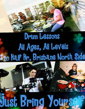 Affordable drum lessons Stafford Brisbane North West Preview