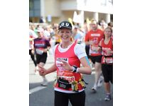 Join our team at the Virgin Money London Marathon 2017