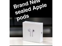 Air pods brand new