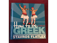 How to be Greek by Stavros Flatley very good condition. Can post