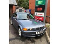 bmw 316 AUTOMATIC 86k mileage