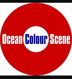 OCEAN COLOUR STANDING TICKETS