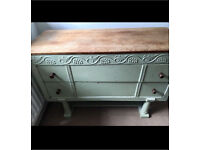 Solid wood drawers - shabby chic - country - solid