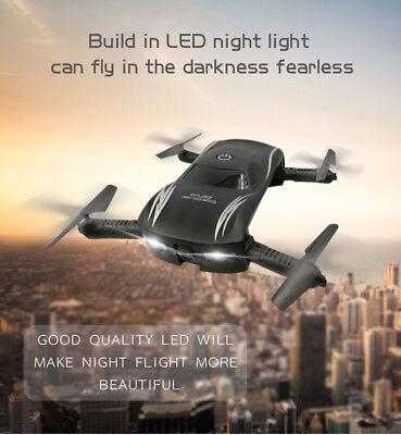 X185 WiFi RC Quadcopter Faltbare Mini Selfie Drone 0.3MP 720P HD Kamera