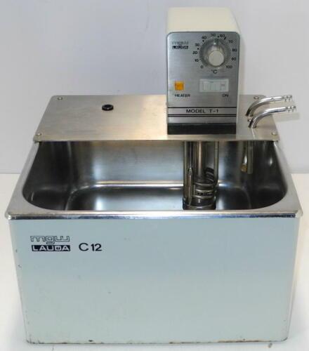 MGW Lauda T-1 Heating Circulator with C12 Bath
