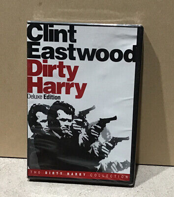 New Dirty Harry DVD Deluxe Edition 2008