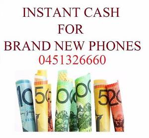 INSTANT CASH PAID FOR BRAND NEW SEALED IPHONES Richlands Brisbane South West Preview