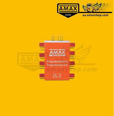 AMAXinno Programmierkarte für  40A 60A 80A Regler ESC Programming Card ()
