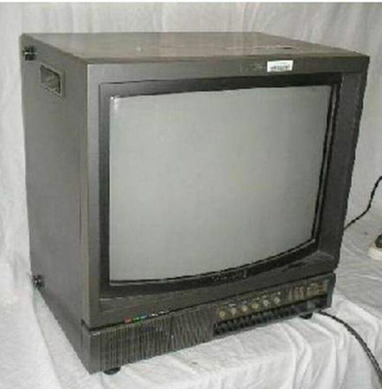 Sony 1900 CVM Color Video Receiver Monitor Trinitron
