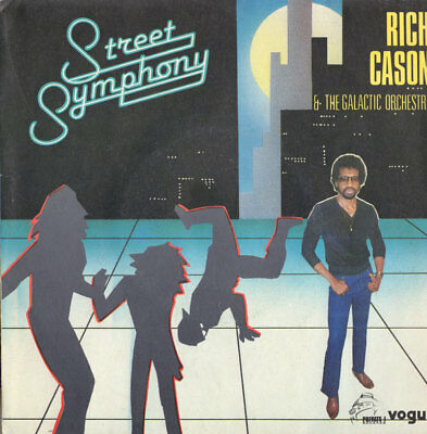 RICH CASON & The Galactic Orchestra - Street Symphony - vocal & instrumental