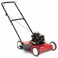 Are you a senior in need of someone to mow your lawn?