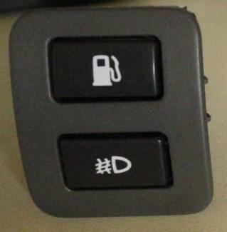 SX SY Ford Territory Fuel Release Fog Light Switch TS TX Ghia