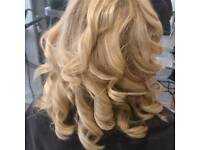 Party hairstyles from £15