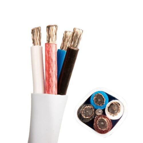 Supra Quadrax Speaker Cable per metre